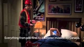 Big Bang Theory: Emergency Drill Eng Subs