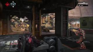 Gears Of War 4 - Epic sniper QuickScope