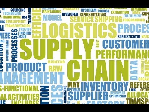 supply chain management vocabulary pdf