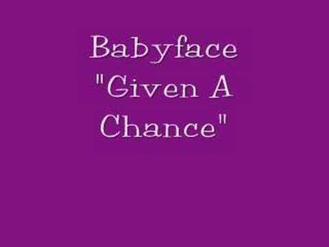 Babyface---