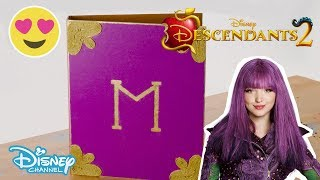 Descendants 2 | Craft Tutorial: Mal