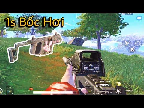 [PUBG Mobile] Sức Mạnh Của Vector Thật Khủng Khiếp - Solo Squad FPP