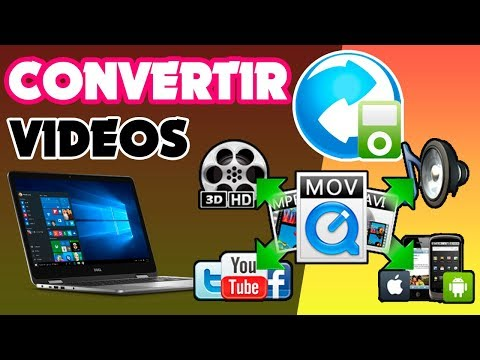 COMO CONVERTIR VÍDEOS A OTROS FORMATOS (AVI,MP4,MOV,MP3,3GP 🎬)