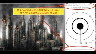FOIA, Leaks CIA Docs, Future Pole Shift, 1,000 MPH Winds & 10,000' Tidal Wave Burying North Amer