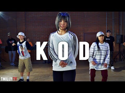 J. Cole - KOD - Choreography by Mikey DellaVella - ft Bailey Sok, Melvin TimTim #TMillyTV