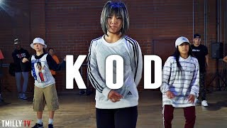 J. Cole - KOD - Dance Choreography by Mikey DellaVella - ft Bailey Sok, Melvin TimTim #TMillyTV