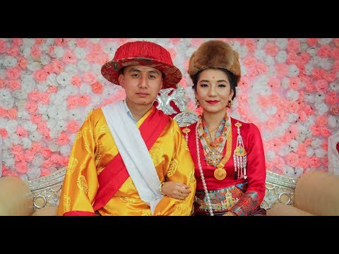 DECHEN WEDS BIKRAM | Nepali Wedding Video | DHARAN