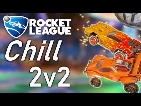 Chill 2v2 • Rocket League Gameplay