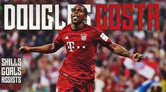 Douglas Costa - Crazy Skills, Goals & Assists - Bayern Munich - 2015/2016