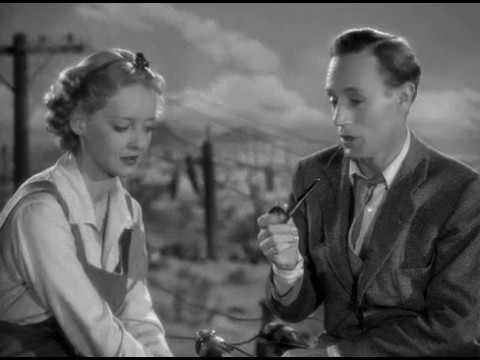The Petrified Forest (1936) Another great scene with Leslie Howard & Bette Davis