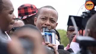Cheche za Steve Nyerere Kwa Mkuu wa Mkoa na Wananchi Wake