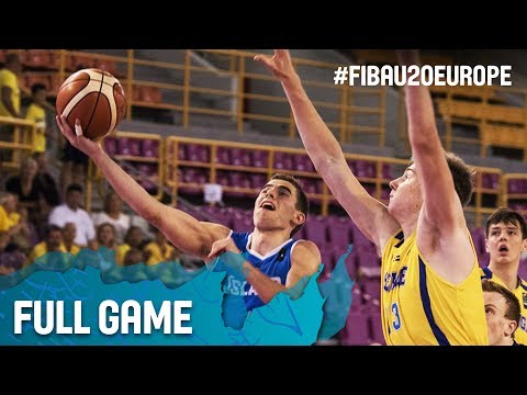 Sweden v Iceland - Full Game - Round of 16 - FIBA U20 European Championship 2017