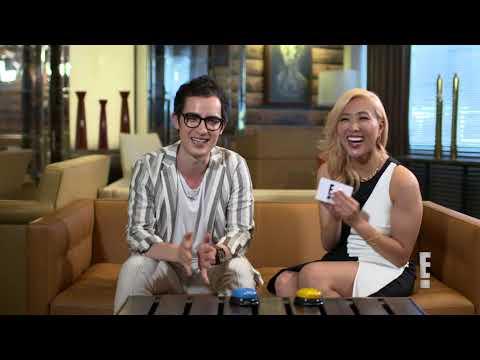 Pop Quiz | Matthew Ireton | E! News Asia