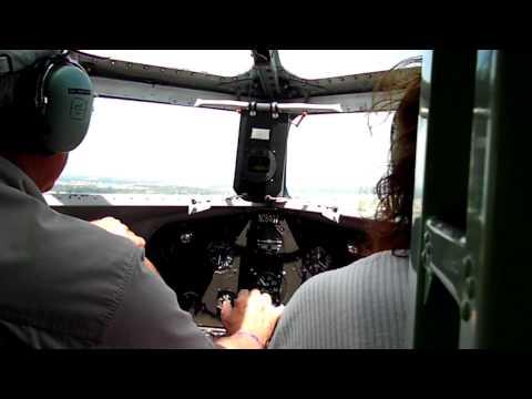 Ford Tri Motor Oshkosh Landing 2010