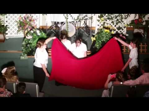 """""""Clean"""" by Natalie Grant Easter Drama /Calvary Tabernacle Youth Drama"""