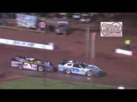 Dixie Speedway Steelhead/525 Feature 04/08/2017