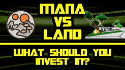 MANA Vs Land | What Should you Invest in on Decentraland?