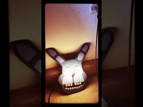 Fnaf unwithered Bonnie marquee light up sign five nights at Freddy's  plush