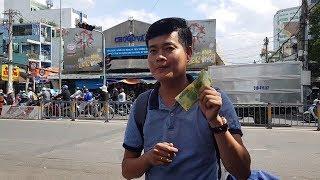 Khương Dừa cầm 100k đi ăn hết chợ Gò Vấp vẫn còn dư tiền giấu quỹ đen khủng