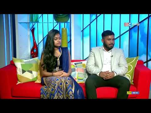 Kings of Gaana Team | Indraiya Virunthinar | 07.12.16 | IBC Tamil Tv