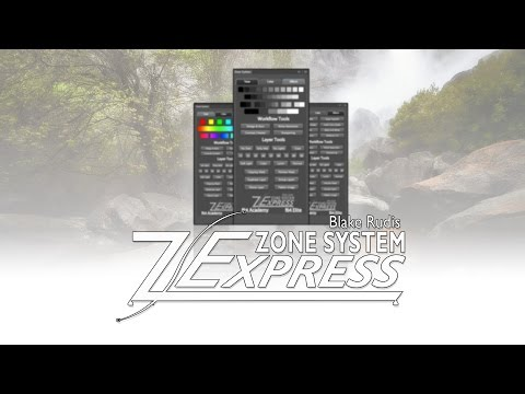 Download The Zone System Express Photoshop Extension mp3