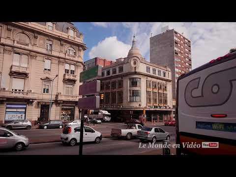 Montevideo , Uruguay in Ultra 4k