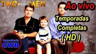 Dois homens e meio - Ao Vivo ( two and a half man) completo em HD