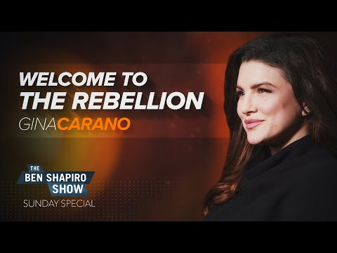 Gina Carano | The Ben Shapiro Show Sunday Special Ep. 111