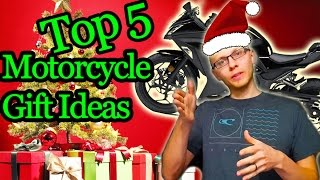 Top 5 Motorcycle Rider Gift Ideas