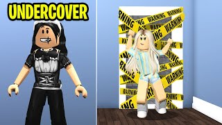 I Went UNDERCOVER To Find My Girlfriends Secrets! (Roblox)