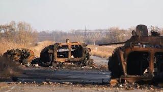 Луганский котел 32 блок пост как это было