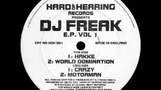 Dj Freak - Hakke  (1995)