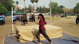 RPF ( Constable ) Girls High Jump | Best Method by Ashish Gupta कमांडो ट्रेनर Patna | Mob-7870180478