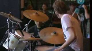 Wolfmother - Colossal - Live at Homebake 2004