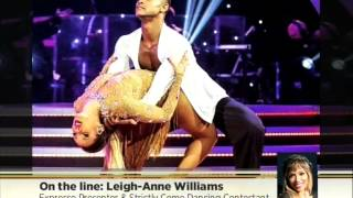 Leigh-Anne Williams is TOP for 3rd time in a row