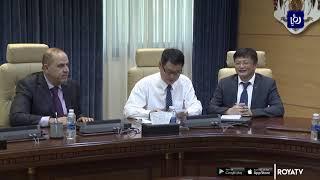 الأردن يأمل فتح السوق الصينية المجال أمام صادراته الزراعية خاصة التمور - (18-7-2019)