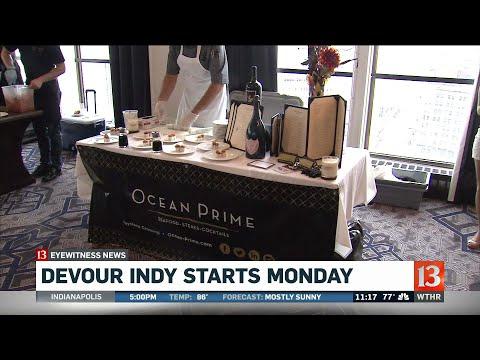 Devour Indy Starts Monday