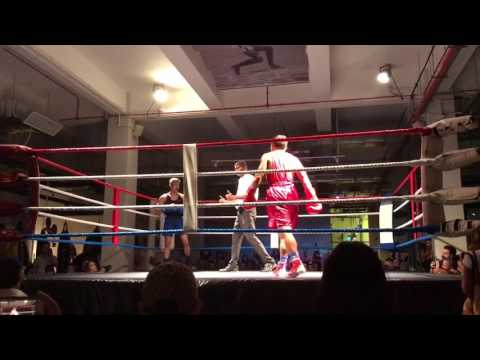 Rey round 3 - The Ring Singapore Championship