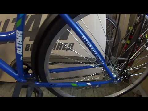 Велосипед за 6000р. Forward Altair