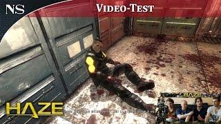 The NAYSHOW - Vidéo-Test de Haze (PS3)