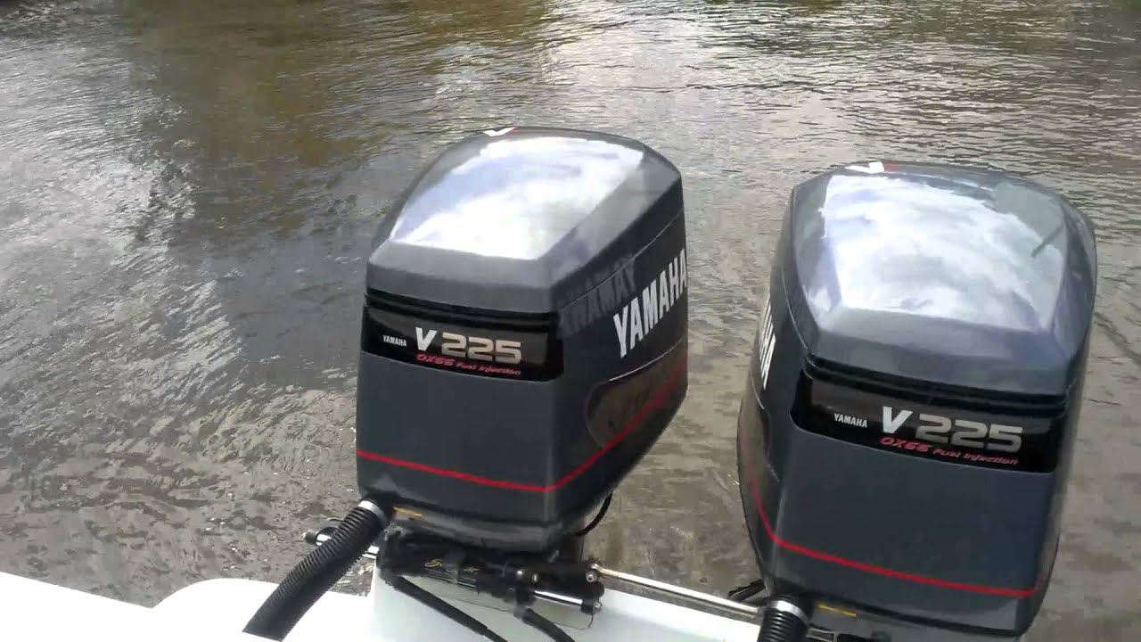 Yamaha Saltwater Series For Sale