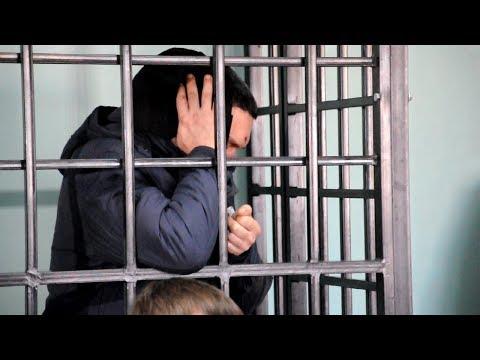 Суд Нижнекамска арестовал Даниила Котенева, обвиняемого в убийстве