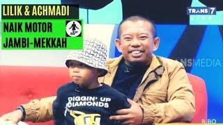 Kisah Ayah & Anak ke Mekkah Naik Motor | HITAM PUTIH (14/01/20) Part 2