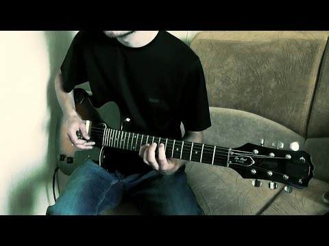 Instrumental Cover - Insomnium - Shadows of the dying sun