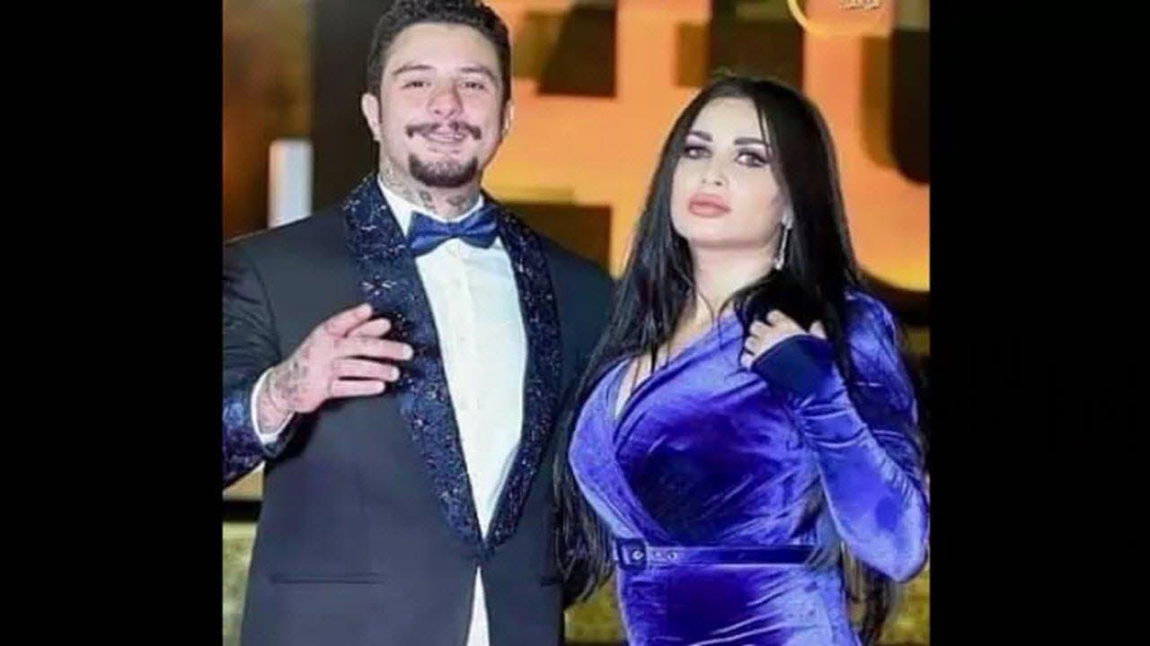أول تعليق من احمد الفيشاوي على انفصاله عن زوجته ندى الكامل