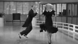 Swing Time - Rogers and Astaire(In this Swing Time clip, Lucky, Astaire, saves Penny's, Rogers, job by showing how much she has taught him. The first true dance number with the two, the other ..., 2007-07-24T01:29:59.000Z)