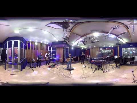 Natalia LaFourcade performing  Hasta la Raíz  Live in KCRW VR