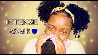 ASMR | INTENSE MOUTH SOUND TRIGGERS FOR YOU ♡💦 *(Brain Melting)*