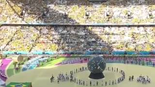 Full Opening Ceremony - FIFA World Cup 2014 Brazil - Part II