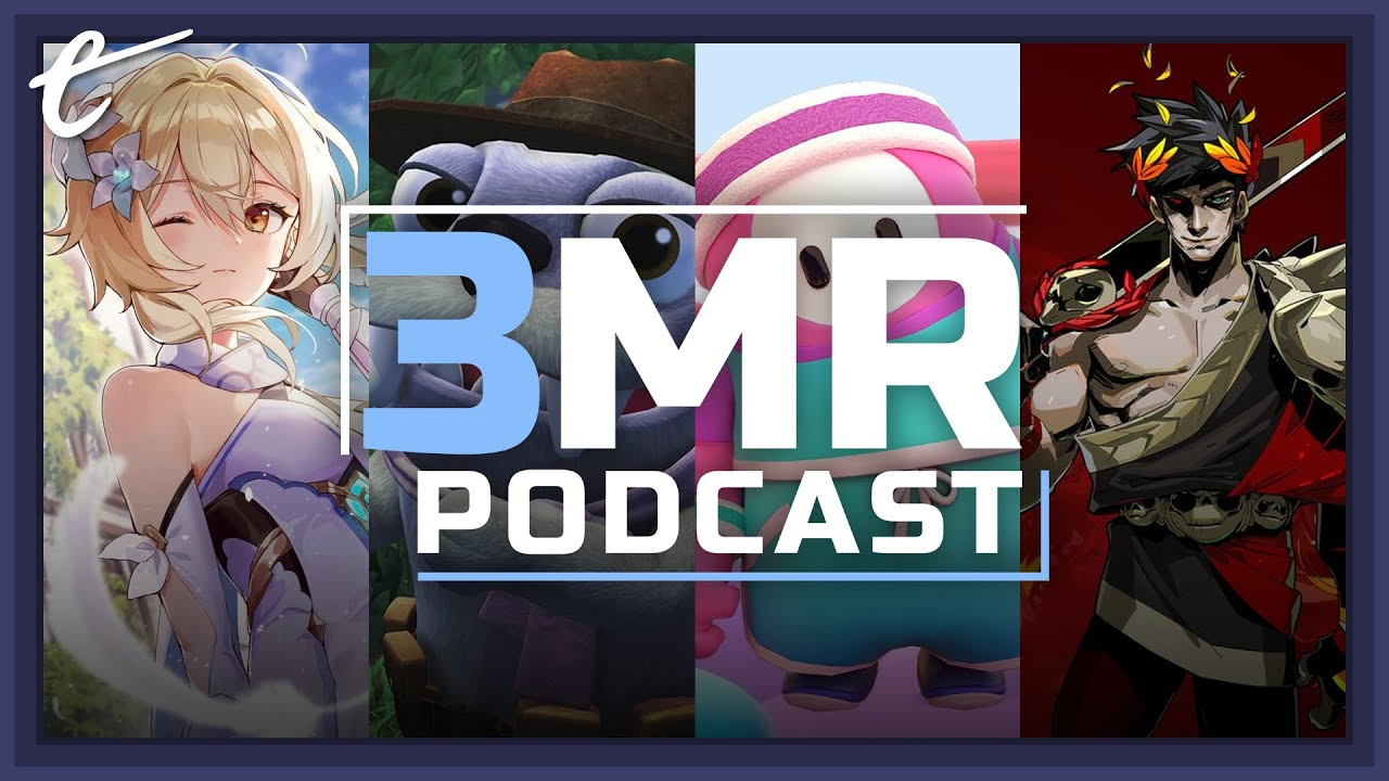 The 3 Minute Review Team's Favorite Games of 2020   Podcast (Video Game Video Review)